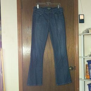 Lucky Brand Sophia Boot jeans